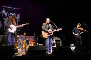 David Childers and the Overmountain Men