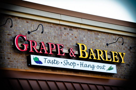 grape&barley