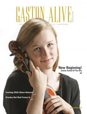 GA Cover September
