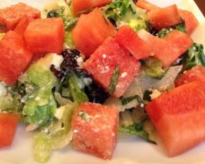 Watermelon Salad picture 2