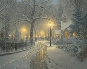 """Winter Chapel"" 