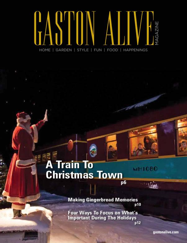 Gaston-Alive-December-2015-cover