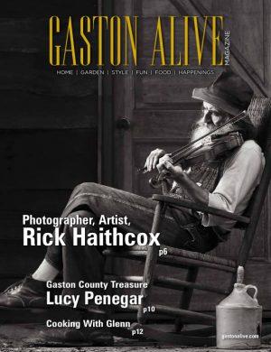 gaston-alive-september-2016-cover