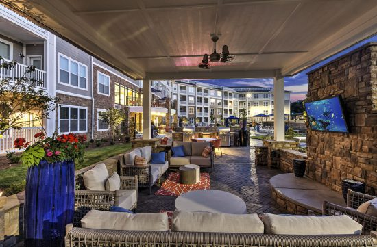 The Residence at Trailrace Marina