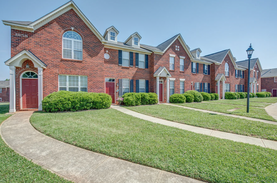 The Arbors Townhomes in Gastonia, NC