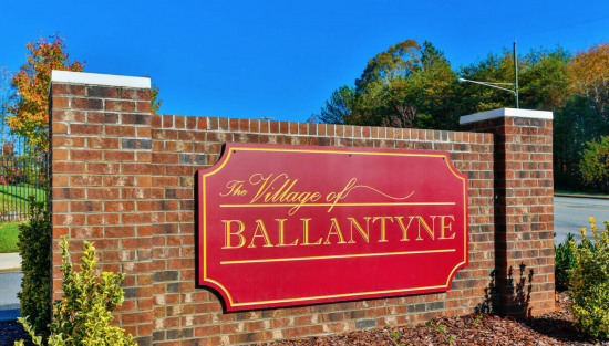 The Village of Ballantyne